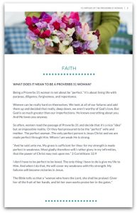 10 Virtues of the Proverbs 31 Woman eBook @ AVirtuousWoman.org